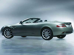 Location Aston Martin DB9 Volante