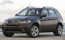 Location BMW X5