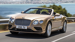 Location Bentley GTC
