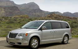 Location Chrysler Grand Voyager Luxe