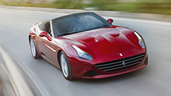 Location Ferrari California Cabriolet