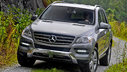 Location Mercedes Classe ML 350
