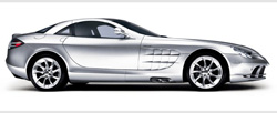 Location Mercedes Classe SLR Mc Laren