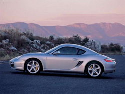 Location Porsche Cayman S