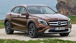 Location Mercedes GLA 220