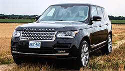 Location Range Rover Vogue V8