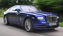Location Rolls Royce Wraith